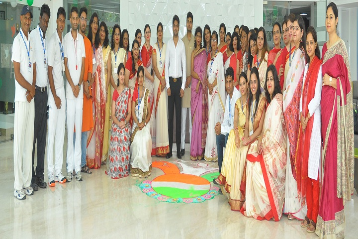 Blue Angels Global School-Staff
