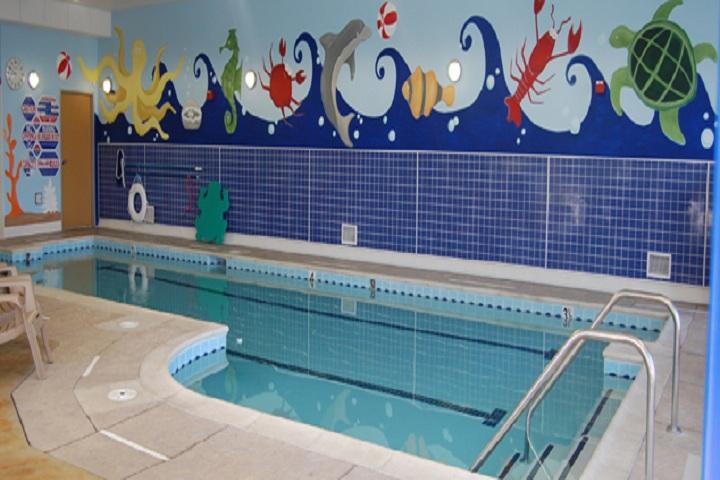 Blue Angels Global School-Swimming Pool
