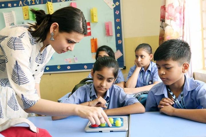 Blue Bells Model School-Activity