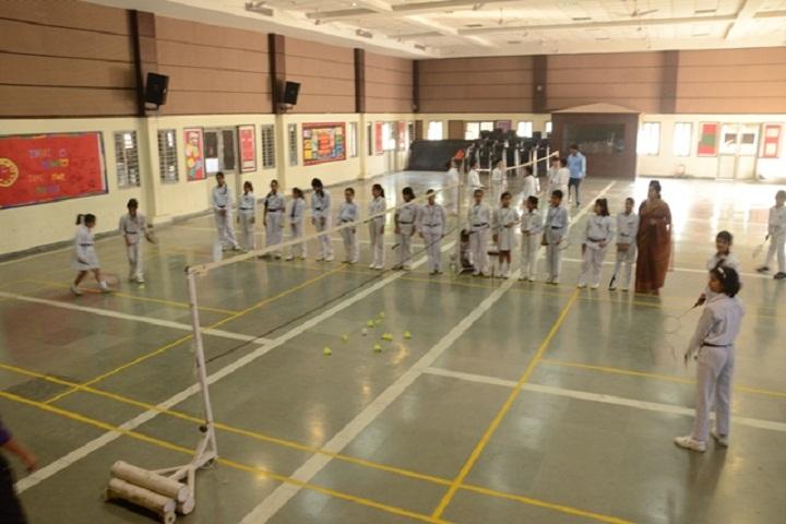 Blue Bells Model School-Indoor Sportsroom