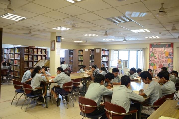 Blue Bells Model School-Library
