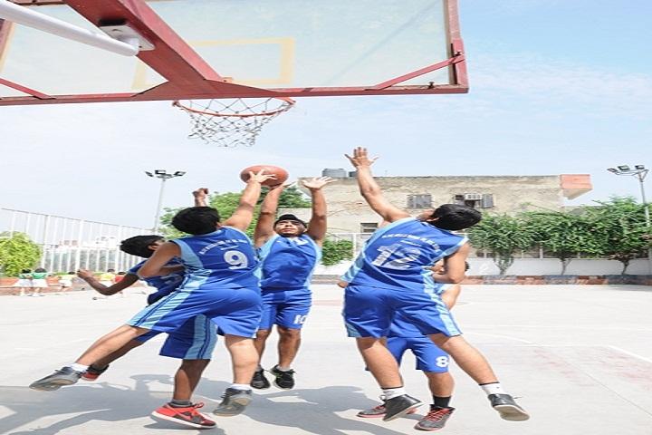 Blue Bells Model School-Sports