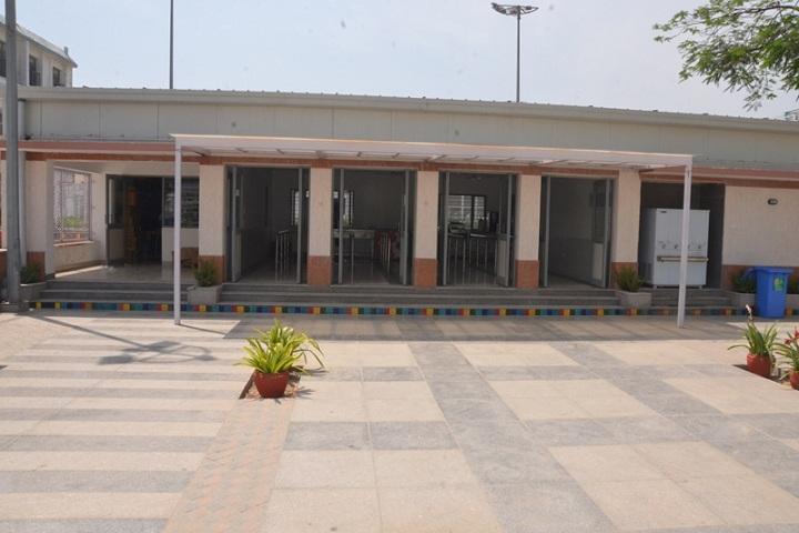 Blue Bell Public School-Canteen