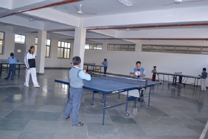 Blue Bell Public School-Indoor Sports
