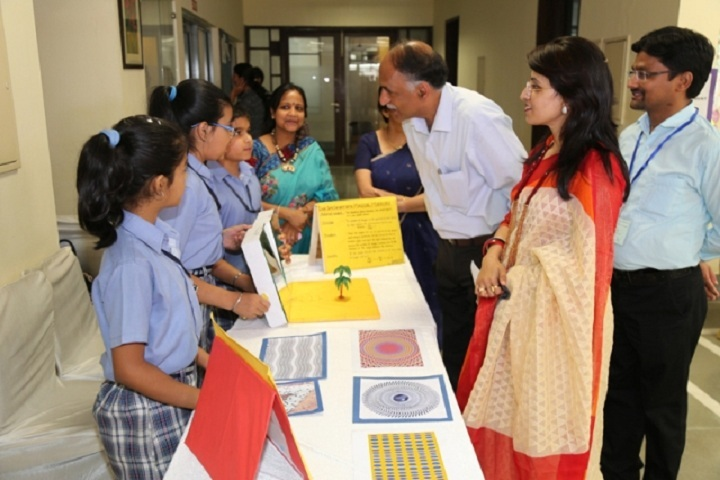 Blue Bell Public School-Science Exhibition