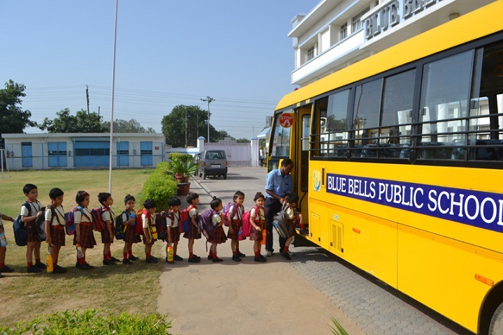 Blue Bell Public School-Transport