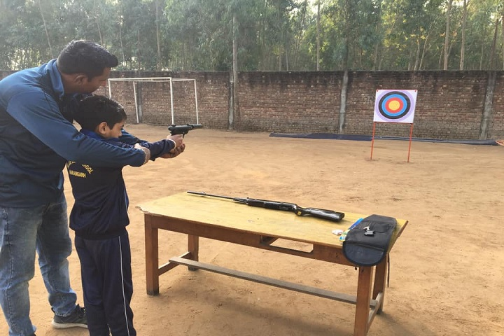 Blue Bells School-Sports Shooting