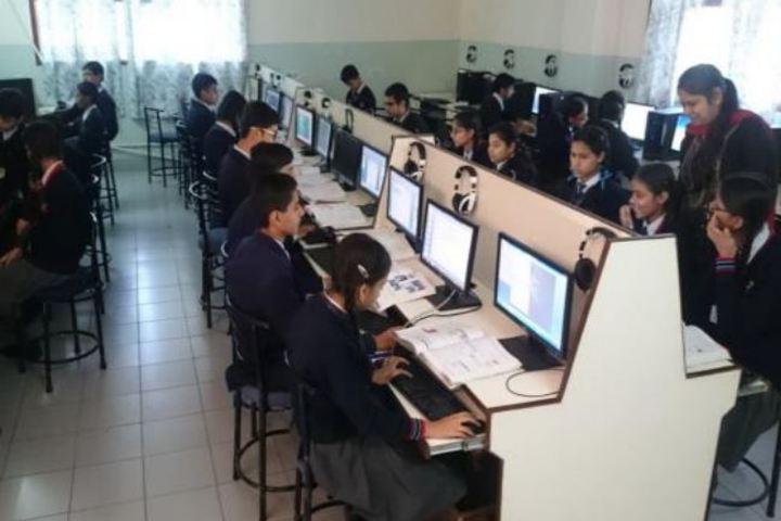 Blue Bird High School-Computer Lab