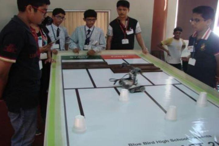 Blue Bird High School-Robotics Classes