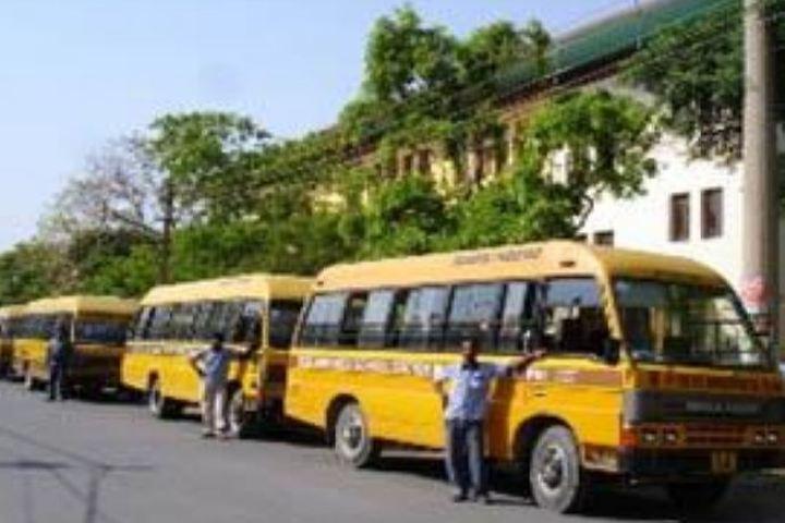 Blue Bird High School-Transport