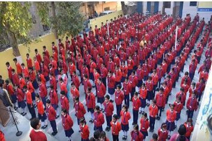 Blue Bird Senior Secondary School- assembly