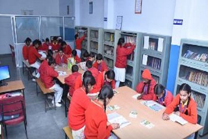 Blue Bird Senior Secondary School- library