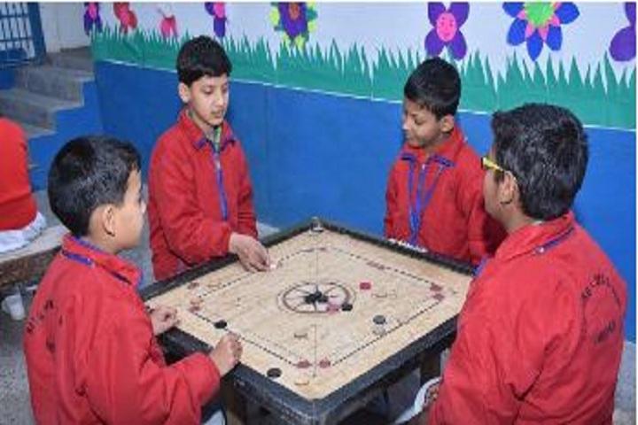 Blue Bird Senior Secondary School-indoor games