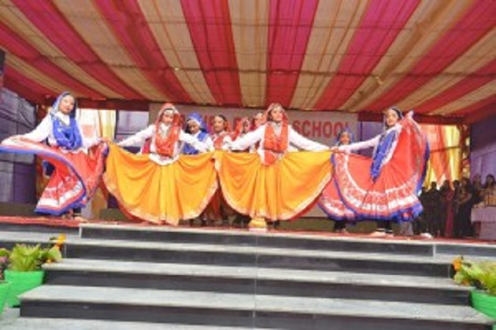 Bohra Public School-Dance