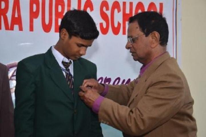 Bohra Public School-Batch Ceremony