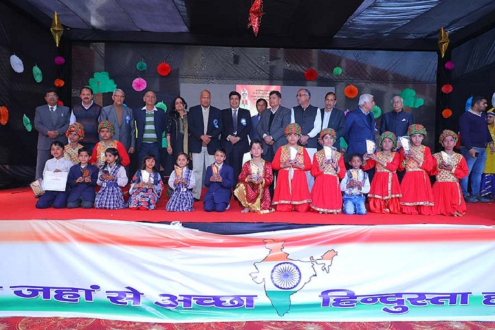 Brahamleen Swami Amar Devji Memorial Panch Tirth Public School-Events programme