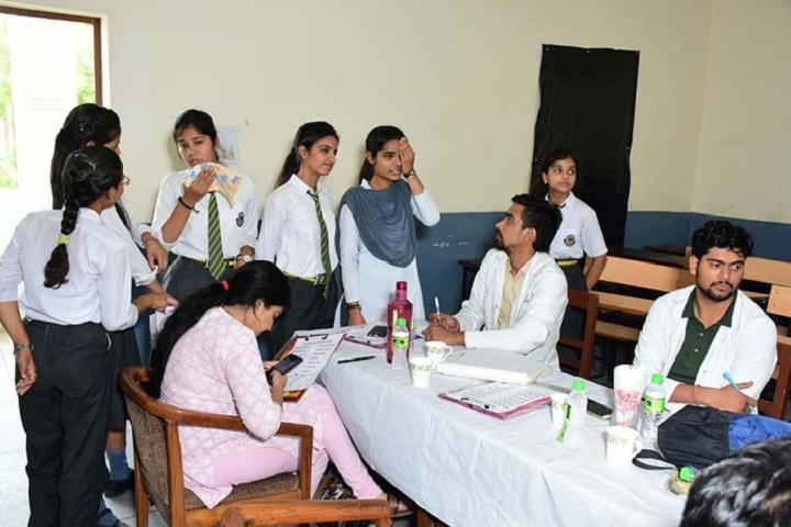 Brahamleen Swami Amar Devji Memorial Panch Tirth Public School-Health check up