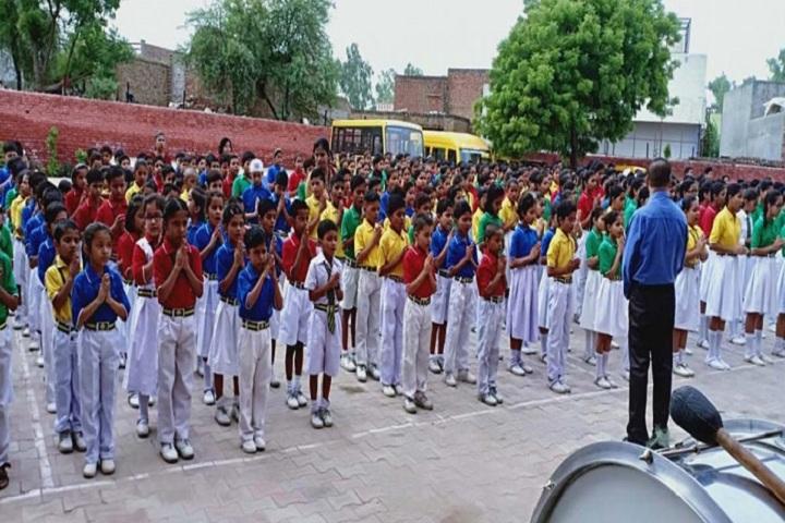 Brahamleen Swami Amar Devji Memorial Panch Tirth Public School-Prayer