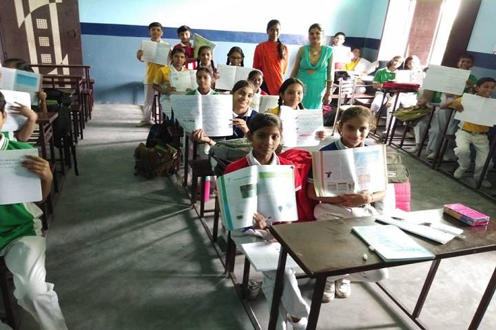Brahmi Janta Senior Secondary School- books
