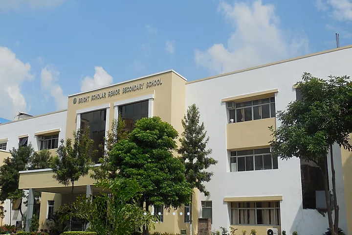 Bright Scholar Senior Secondary School-Campus View