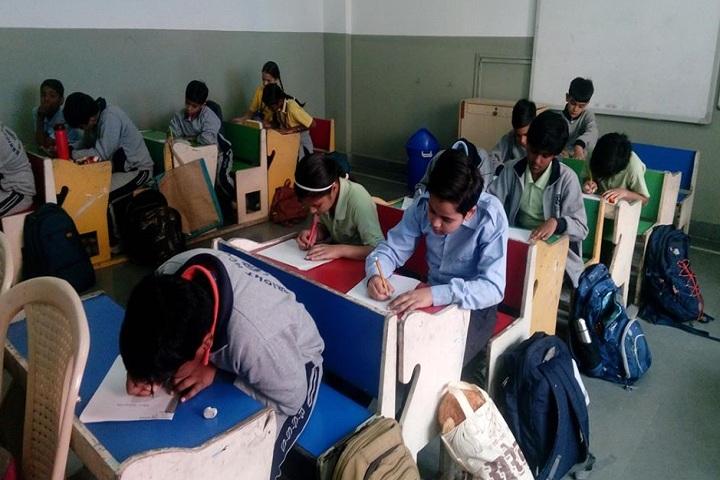 Bright Scholar Senior Secondary School-Classroom