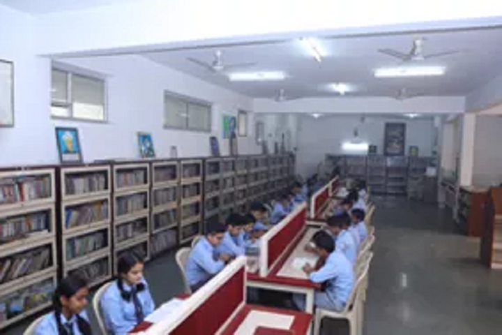 Bright Scholar Senior Secondary School-Library