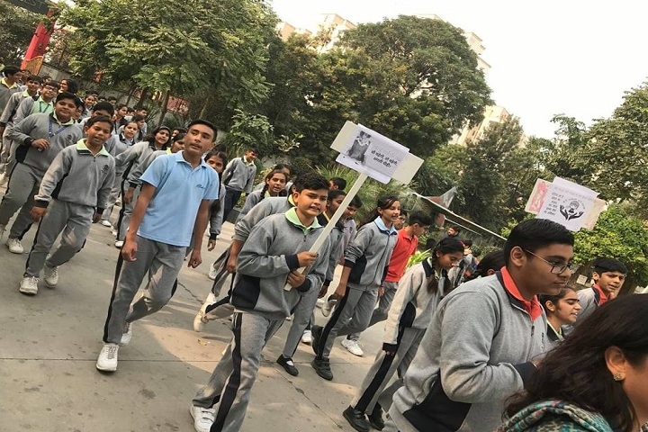 Bright Scholar Senior Secondary School-Rally