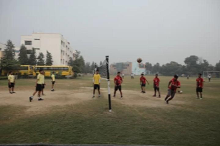Bright Scholar Senior Secondary School-Play Ground