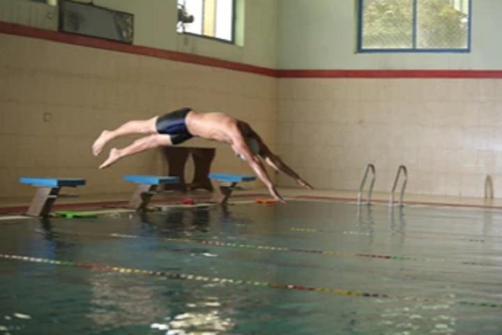 Bright Scholar Senior Secondary School-Swimming Pool