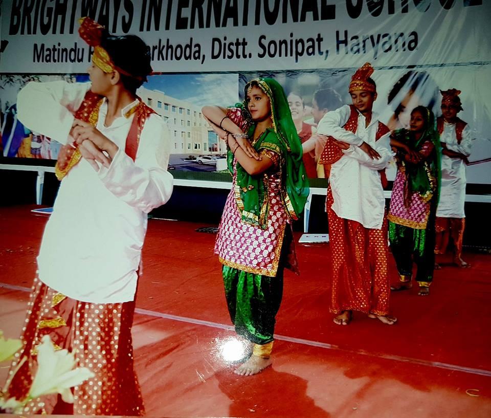 Brightways International School-annual day2