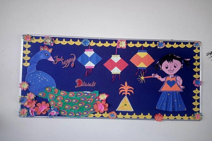 Brightways International School-art and craft