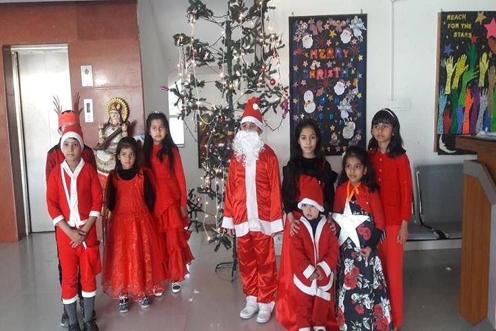 Brilliance World School- christmas celebration