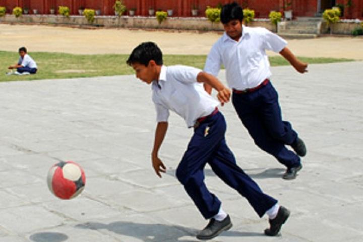 British Public School-Sports