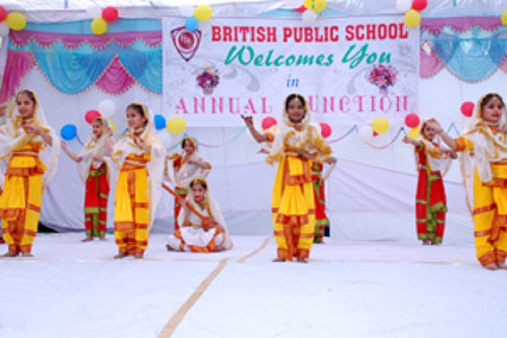 British Public School-Annual day
