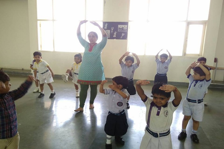 Broadways International School-Dance room