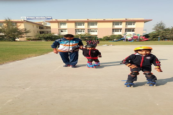 Broadways International School-Skating