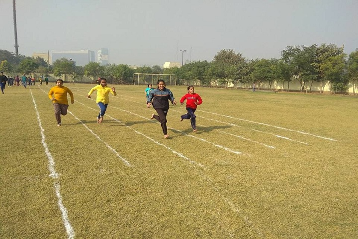 Broadways International School-Sports