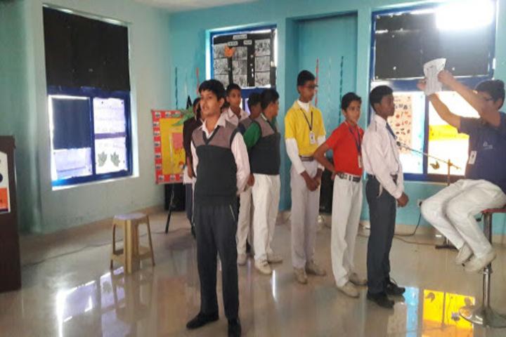 C.D. International School-Class Room Activity