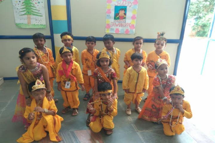 C.D. International School-Festival Celebrations
