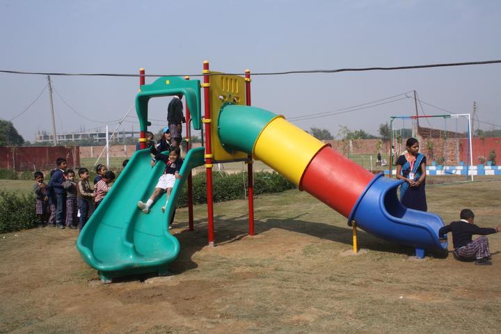 C.D. International School-Games