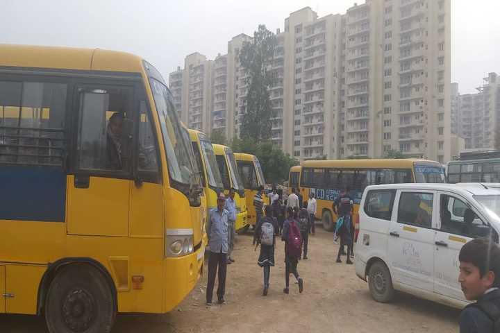 C.D. International School-Transport