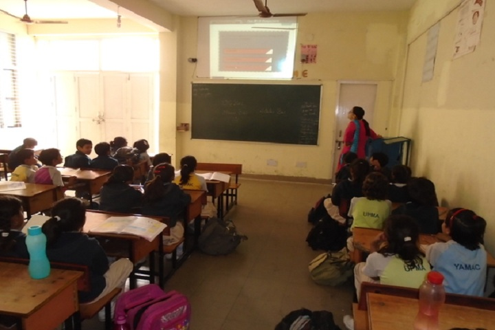 C D Foundation Of Education-Classroom