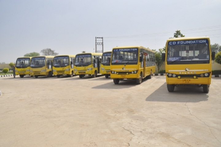 C D Foundation Of Education-Transport