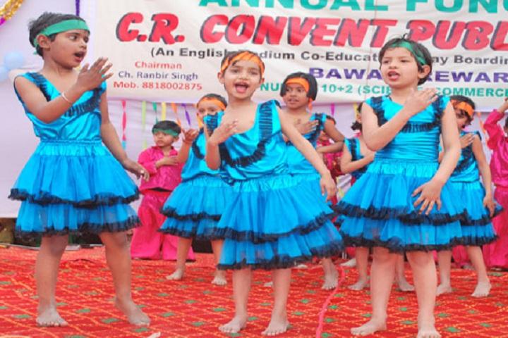 C R Bhartiya Vidya Mandir Senior Secondary School-Dance