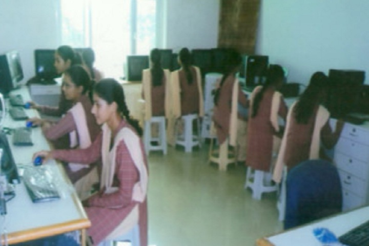C R Bhartiya Vidya Mandir Senior Secondary School-IT Lab