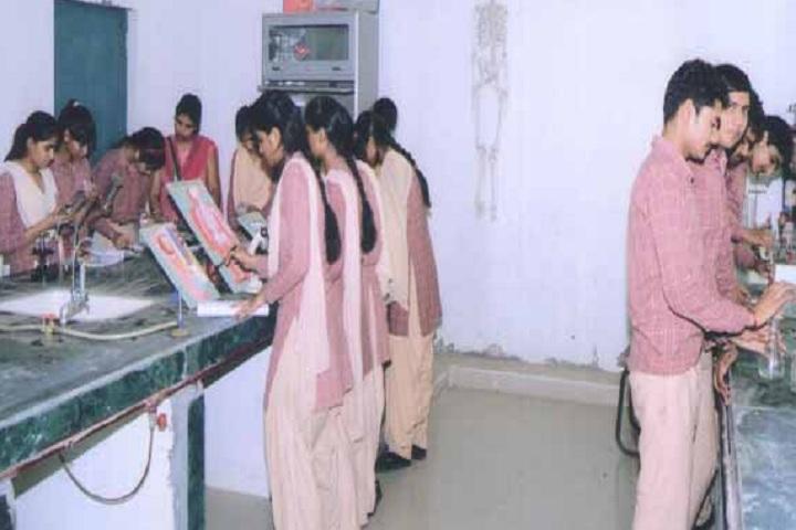 C R Bhartiya Vidya Mandir Senior Secondary School-Biology Laboratory