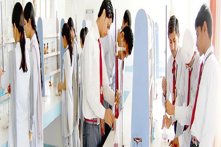 CRDAV Public Senior Secondary School-science lab