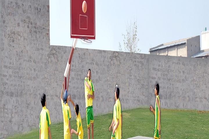 CRDAV Public Senior Secondary School-sports