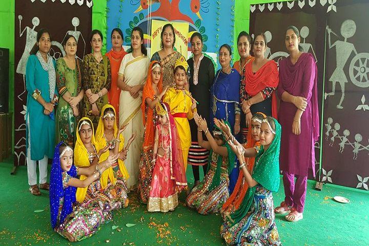 C S International School-Janamastami Celebrations