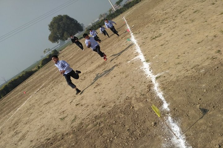 C S International School-Play Ground